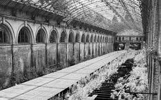 Crystal Palace High Level Station in the late 1950's.