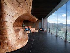architecture norway | Wild Reindeer Centre, Hjerkinn, Dovre