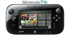 Nintendo pone a su Wii U al servicio de la televisión con TVii