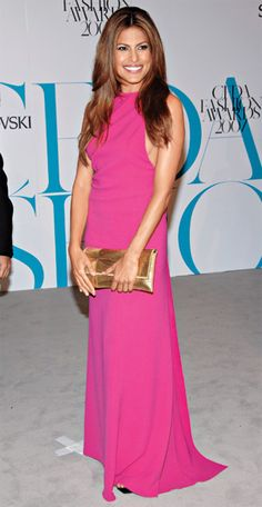 200 Celebrity Looks We Love - Eva Mendes, 2007 from #InStyle