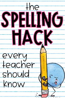 Help your students become better spellers with the spelling hack that every teacher should know! It is mind-blowing how effective as well as how simple it is and easy for students to use! Spelling Word Activities, Spelling For Kids, Spelling Rules, Spelling Practice, Listening Activities, Easy Spelling Words, Spelling Dictionary, First Grade Spelling, Dyslexia Activities