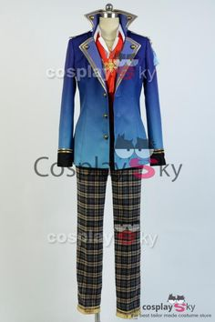 100 Sleeping Princes & The Kingdom of Dreams Frost Cosplay Costume , made in your own measurements.