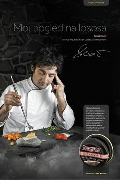 portraits of chefs - Google Search