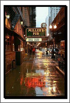 Miller's Pub: 134 S. Wabash