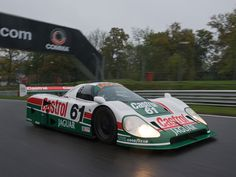 1988 Jaguar XJR-9 estimate $3,000,000 - $5,000,000. An iconic car with great pedigree. Will it end up at Revival?