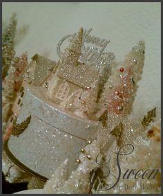 Christmas Box ~ Swoon with Deb Hodge