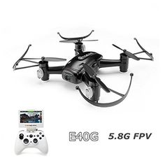Description: Brand Name: #Eachine Item Name: E40G 5.8G FPV RC Quadcopter Frequency: 2.4GHz + 5.8GHz (Video transmission) Gyro: 6 axis Motors: Type ¨C coreless C...