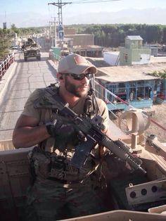 #warrior #combat #war #operator
