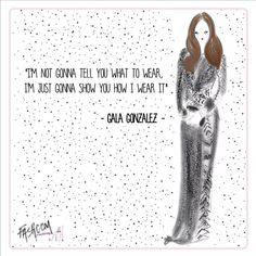 """""""""""I'm not gonna tell you what to wear… """" - @galagonzalez , Founder of Amlul, exclusively for @fashcomofficial """"No voy a decirte qué ponerte, sólo voy a…"""""""