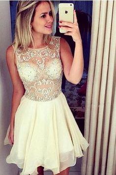 AH024 Sleeveless Beads Tulle Sweetheart Prom Dress Homecoming Dresses Sexy Bridesmaid Dress ,Cheap Prom Dress