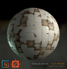 Substance - Tiles Broken