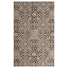 Tuft & Loom Indoor/Outdoor Traditional Print Rug