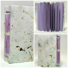 "Do you love to keep a journal?  If so this  Journal is just the perfect size to fit in a purse or handbag. With cover measurements of roughly 5"" high, 3"" wide and 1"" spine ..."