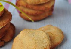ciastka kokosowo migdałowe (gluten free) - DoradcaSmaku.pl Muffin, Gluten Free, Lunch, Bread, Cookies, Breakfast, Desserts, Food, Glutenfree