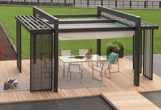 the stable awning system markilux pergola 210 ideas for the house pinterest pergola. Black Bedroom Furniture Sets. Home Design Ideas