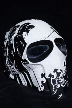 Onimaru Mask Army of Two Paintball Airsoft Helmet Halloween Cosplay Prop Talung | eBay