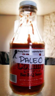 Paleo BBQ Sauce I am going to try tonight