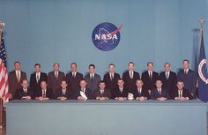 NASA's Astronaut Group 5 ('Original 19') selected by NASA in April 1966. Of the six Lunar Module Pilots that walked on Moon, three came from Group 5. The group as a whole is roughly split between half who flew to Moon (nine in all) & other half who flew Skylab & Shuttle, providing core of Shuttle Commanders early in that program. This group is also distinctive in being only time when NASA hired a person into astronaut corps who had already earned astronaut wings, X-15 pilot Joe Engle.