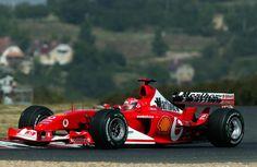 2003 Ferrari F2003-GA (Michael Schumacher)