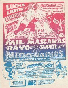Lucha Libre poster