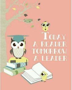 Words of owl wisdom..