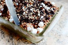 Nutella Rice Krispie Treats | The Pioneer Woman