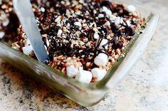 Nutella Rice Krispie Treats | The Pioneer Woman