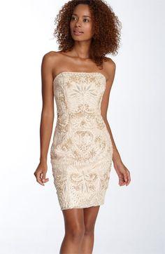 Post-reception dress