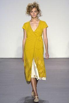 Project Alabama Spring 2006 Ready-to-Wear Fashion Show - Anna Jagodzinska