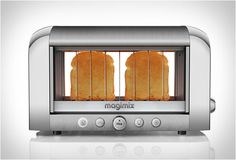 Vision Toaster would help me cut down on burned toast incidents by 99%.