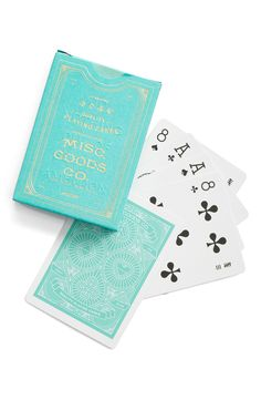 Redesigned deck of playing cards