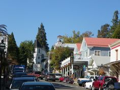 Nevada City , California.  One of my favorite hiding spots in Cali. Quaint streets , good people Photo by Lorri