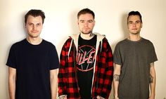 The band Away Days, formed from the ashes of Blitz Kids, will be releasing its debut EP May 6