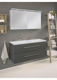 Bademiljø Line 3.0 Bathroom, Double Vanity, Washroom, Full Bath, Bath, Bathrooms, Double Sink Vanity