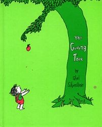 Giving Tree.  One of my favorites as a child. :)
