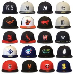 New Era 59FIFTY - MLB Classic Cooperstown Collection - Fitted Hat / Cap #NewEra #59FIFTYFitted
