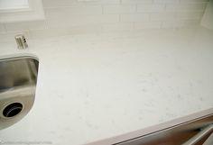 Cashmere quartz countertops