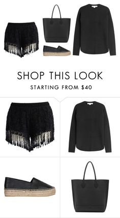 """Untitled #3907"" by michelanna ❤ liked on Polyvore featuring Chicwish, Alexander Wang, Kenzo and Mulberry"