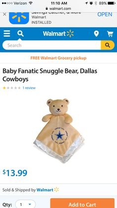 b2a723627 33 Best  Dallas Cowboys Baby images