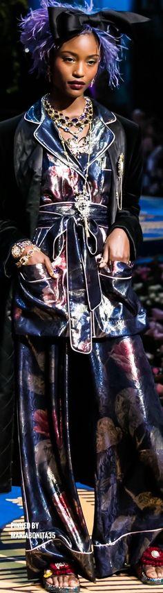 Dolce & Gabbana Haute Couture SS17: