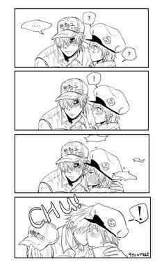 圖片 Anime Love Couple, Cute Anime Couples, Anime Harem, Blood Anime, Red Blood Cells, Another Anime, Manga Love, Anime Ships, Cute Drawings