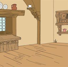 The seven dwarfs' cottage