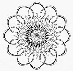 free mandala design to print get your free printable mandala coloring page here