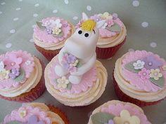 moomin cupcake #2