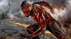 Reverse Flash Art by John Gallagher - Imgur