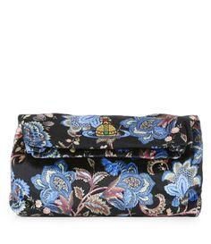5d23a1edba Tintwistle Clutch Bag 44020028 Black. Flower FashionBlack VelvetVivienne  WestwoodShades ...
