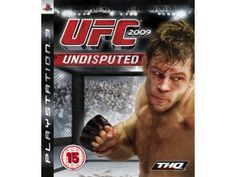 Used : GC PS3 UFC 2009 - PS3 - http://tech.bybrand.gr/used-gc-ps3-ufc-2009-ps3/