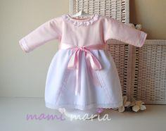 Vestido modelo 'Nube'.  Colección Mamimaria 2013