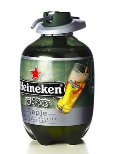 Heineken PET beer keg