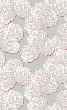 Papier peint Blossom - Tenue de ville